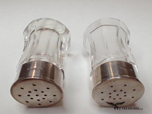 Hitler's salt and pepper shaker