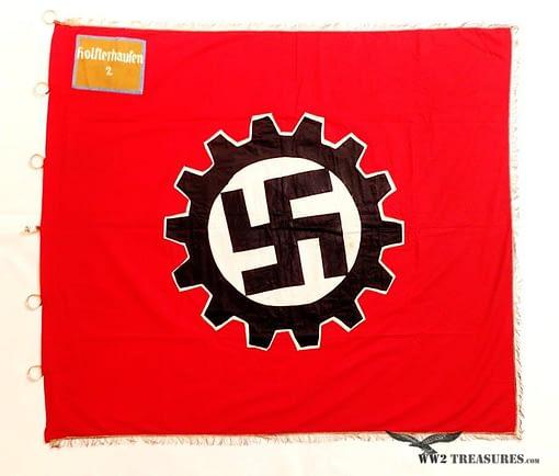 German DAF Flag