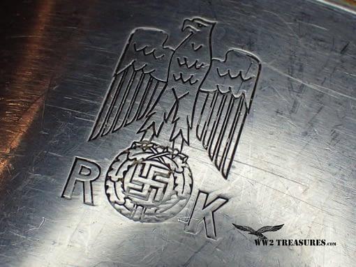 Reich Chancellery Silverware