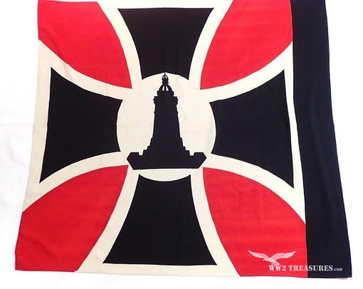 Fahne des Deutschen Reichskriegerbundes