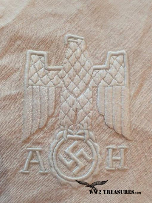 Adolf Hitler's tablecloth