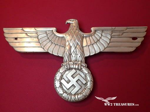 Reichsbahn Adler