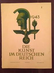 Die Kunst Im Deutschen Reich 1943