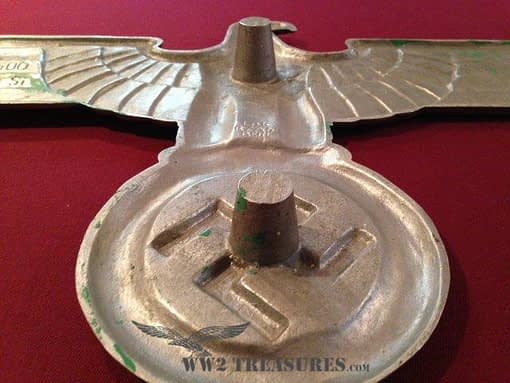 Nazi German Railway Eagle