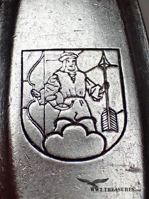 Nazi German Silverware