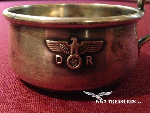 Reichsbahn Silverware