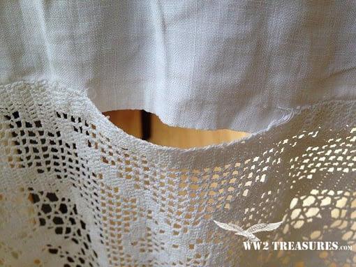 Hitler Tablecloth