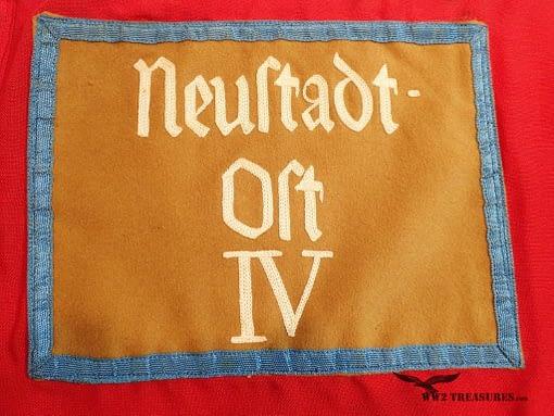 Nazi DAF Standarte
