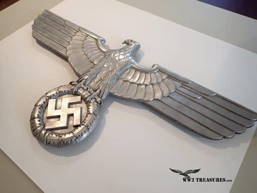 Nazi Railroad Eagle